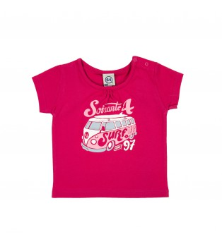 Tee-shirt bébé fille GIRL TRIP
