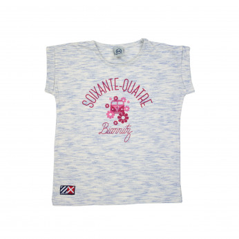 Tee-shirt fille ON THE ROAD