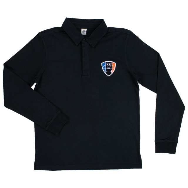 Polo homme FLAG PATCH