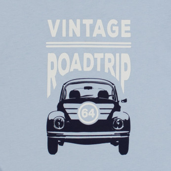 Tee-shirt garçon VINTAGE ROADTRIP