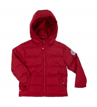Doudoune fille SKI PATCH