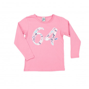 Tee-shirt fille 64CURVE FLORAL