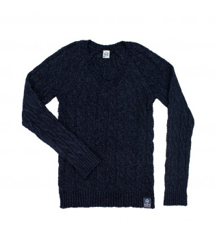 Pull femme BOUCLE FLOCON