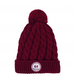 Bonnet adulte PIPOLAKI rouge