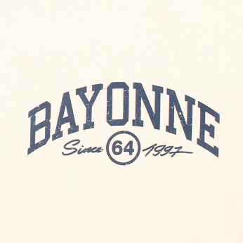 Tote bag BAYONNE CITY