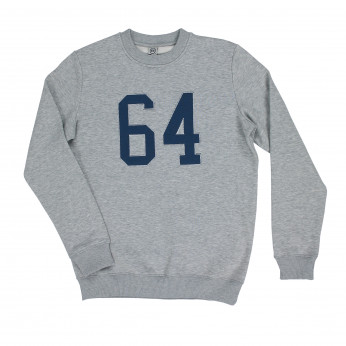 Sweat homme DOUBLE PATCH
