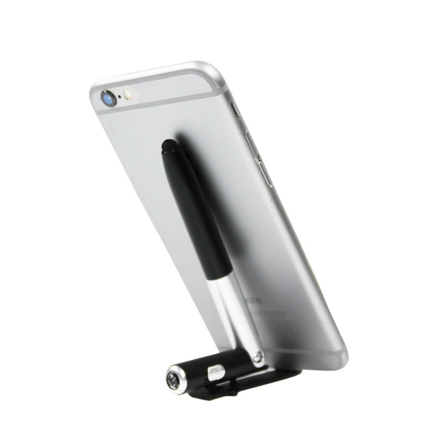 Stylo stylet pliable