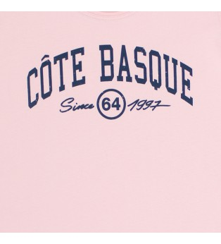 Tee-shirt femme ESSENTIELS COTE BASQUE CITY